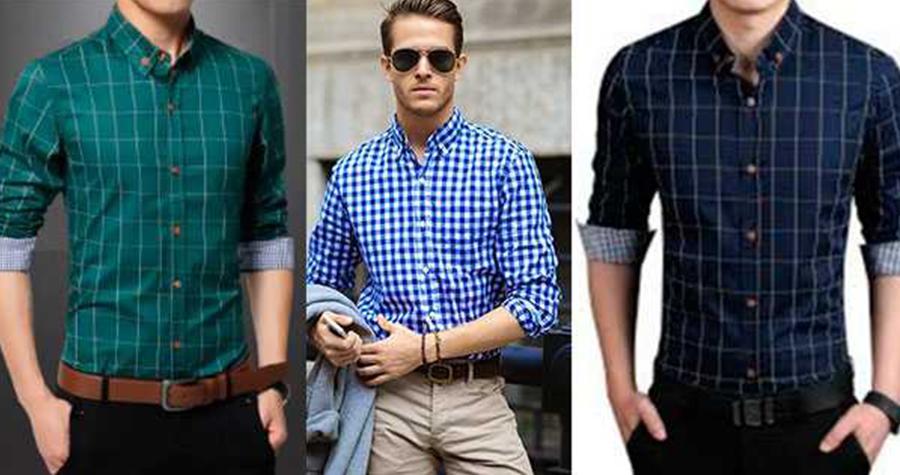 7457dc3833 Como usar camisa xadrez masculina com estilo