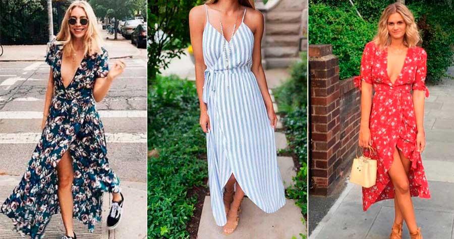Tendência Conheça Os Vestidos Para O Verão 2019