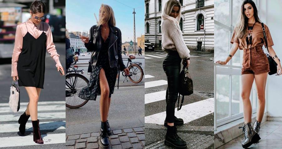 c5c630d30 Como usar bota coturno  Aprenda a criar looks incríveis e versáteis