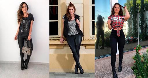 a21787799 Como usar bota coturno? Aprenda a criar looks incríveis e versáteis