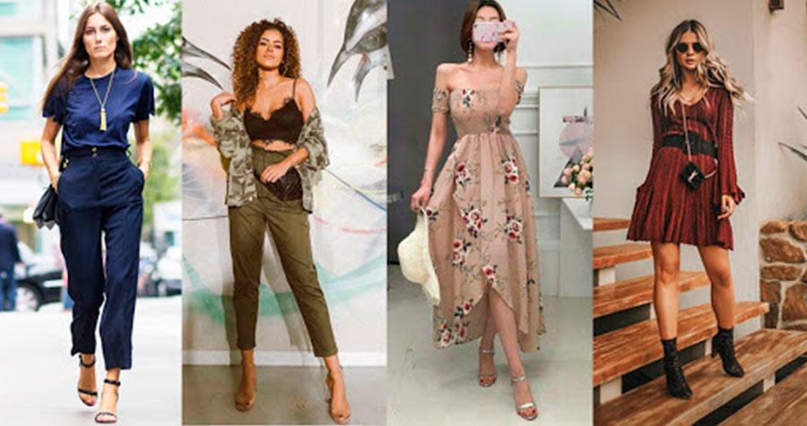 903b7debb Tons terrosos e a moda outono inverno  looks para você usar sem medo