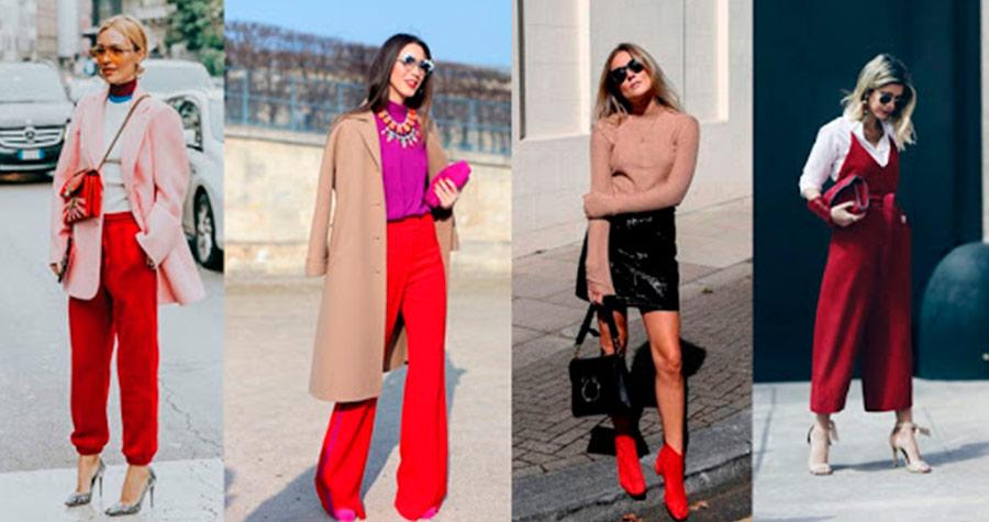 f81ef87040 Looks de inverno  como usar a cor vermelha nas produções